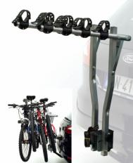 картинка Peruzzo Arezzo 4 Крепление для 4-х велосипедов на прицепное устройство магазин bgznk.ru являющийся официальным дистрибьютором в России